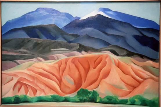 Black Mesa Landscape, Georgia O'Keeffe