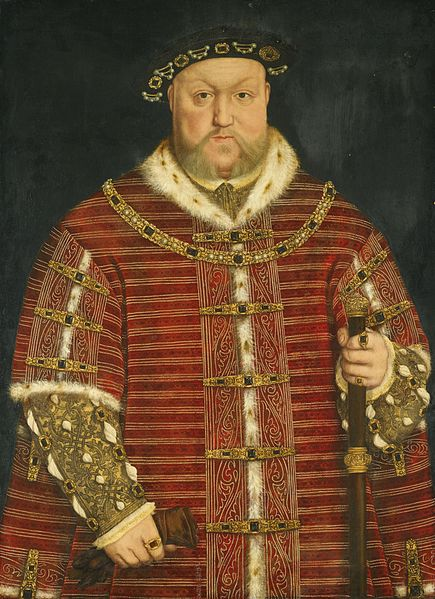 Late in life, Henry became obese, with a waist measurement of 54 inches (140 cm), and had to be moved about with the help of mechanical inventions. He was covered with painful, pus-filled boils and possibly suffered from gout.