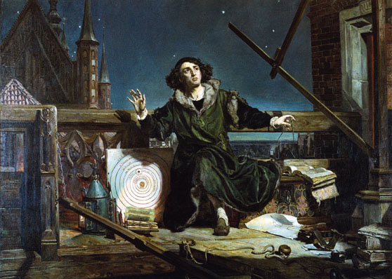 """Jan Alojzy Matejko (Polish pronunciation: [jan aˈlɔjzɨ maˈtɛjko] (About this sound listen); also known as Jan Mateyko; June 24, 1838[nb 1] – November 1, 1893) was a Polish painter known for paintings of notable historical Polish political and military events.[2][3] His works include large oil on canvas paintings like Rejtan (1866), Union of Lublin (1869) or Battle of Grunwald (1878), numerous portraits, a gallery of Polish kings, and murals in St. Mary's Basilica, Kraków. He is referred to as the most famous Polish painter or even the """"national painter"""" of Poland.[2][3][4] Matejko spent most of his life in Kraków. His teachers at the Kraków Academy of Fine Arts included Wojciech Korneli Stattler and Władysław Łuszczkiewicz. Later, he became a director at this institution, which eventually was renamed the Jan Matejko Academy of Fine Arts. A number of his students became prominent painters themselves, including Maurycy Gottlieb, Jacek Malczewski, Józef Mehoffer and Stanisław Wyspiański"""