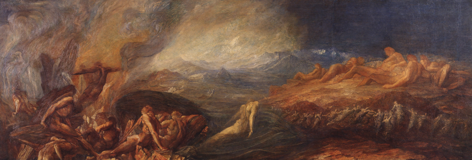 Chaos, George Frederic Watts