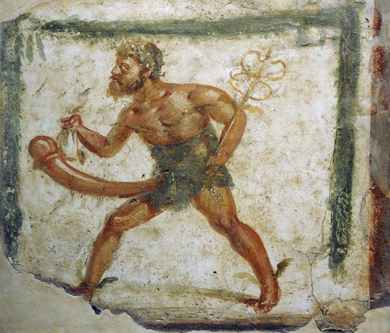 Priapus, Greek God of Lust and Fertility