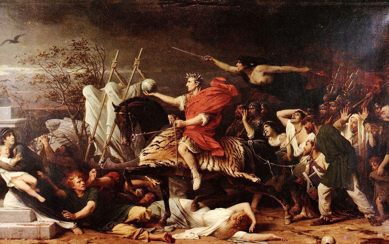 Caesar, Adolphe Yvon