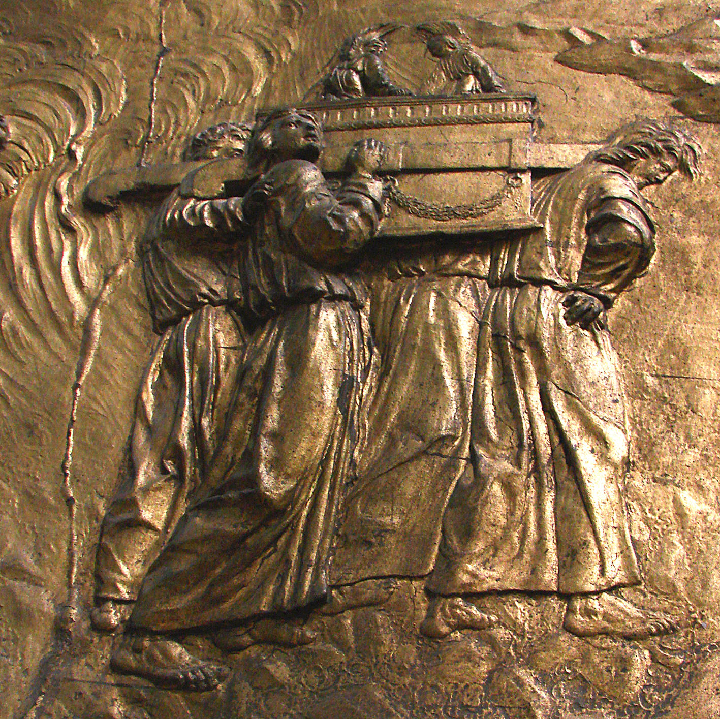 Auch Cathedral (Bas-Relief), France