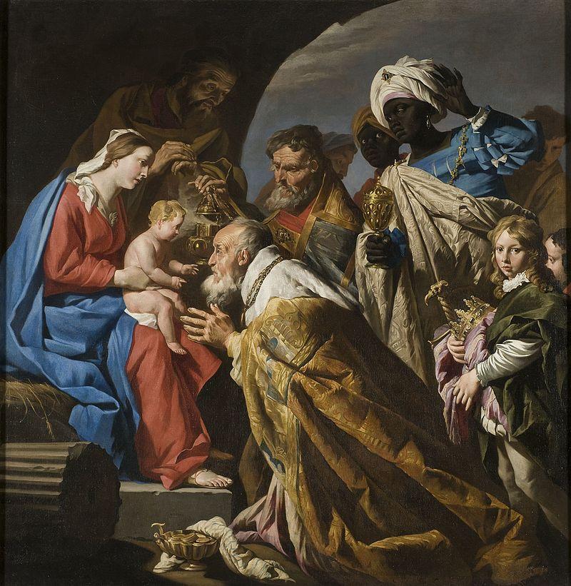 The Adoration of the Magi, Matthias Stom