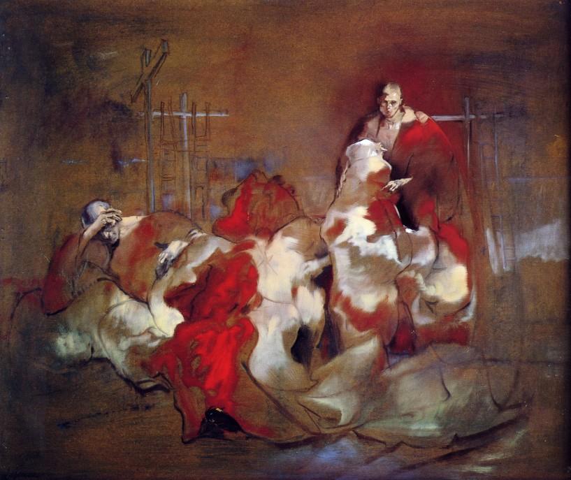 The Dark Night of St. John, Philippe Lejeune
