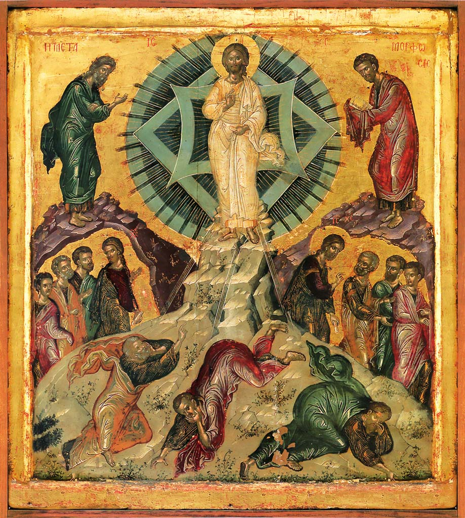 The Transfiguration, Theophanes the Greek