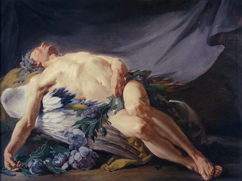 Morpheus, Jean Bernard Restout