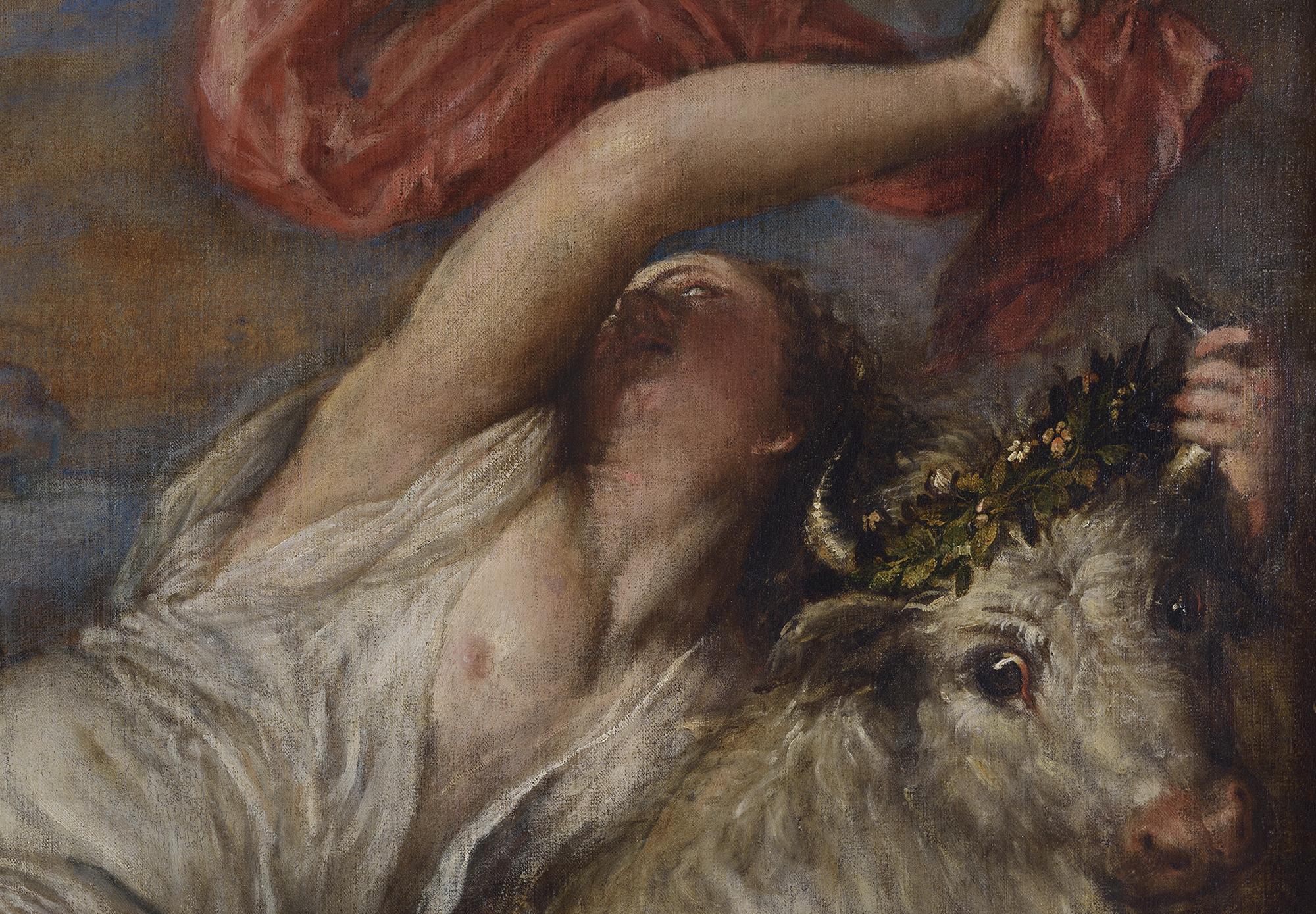 Rape of Europa, Titian
