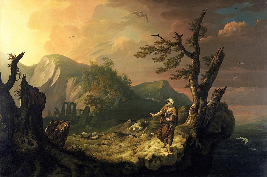 The Last Bard, Thomas Jones