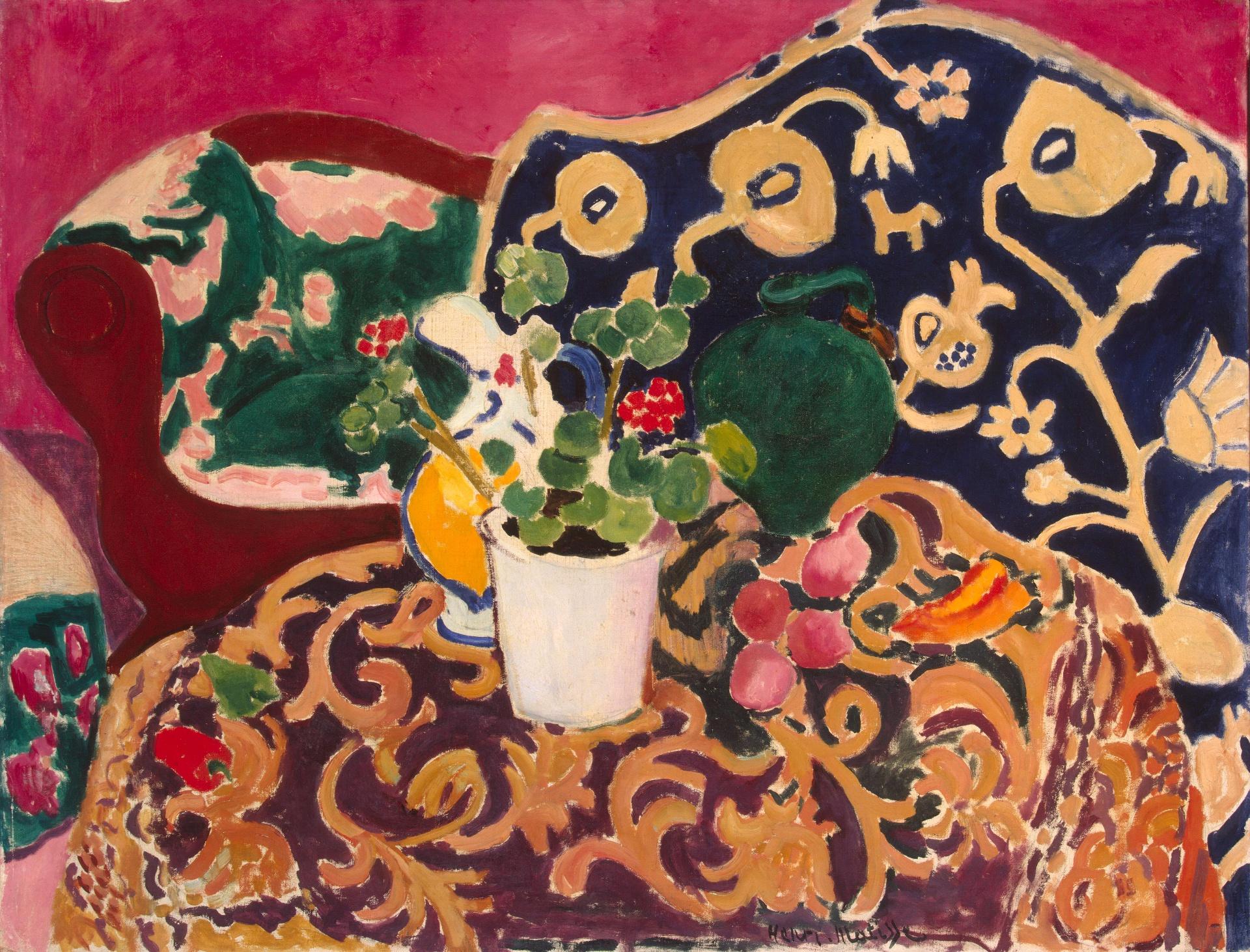 Spanish Still Life, Henri Matisse