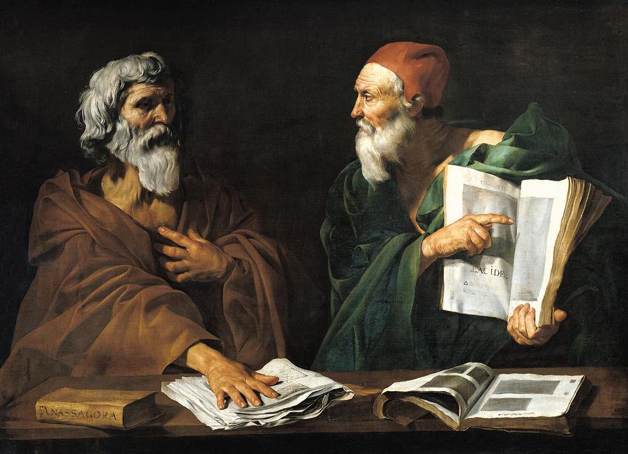 The Philosophers, Giorgione