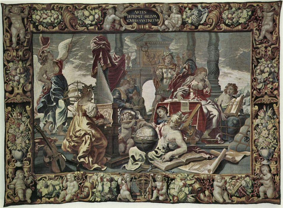 The Seven Liberal Arts, Cornelis Schut