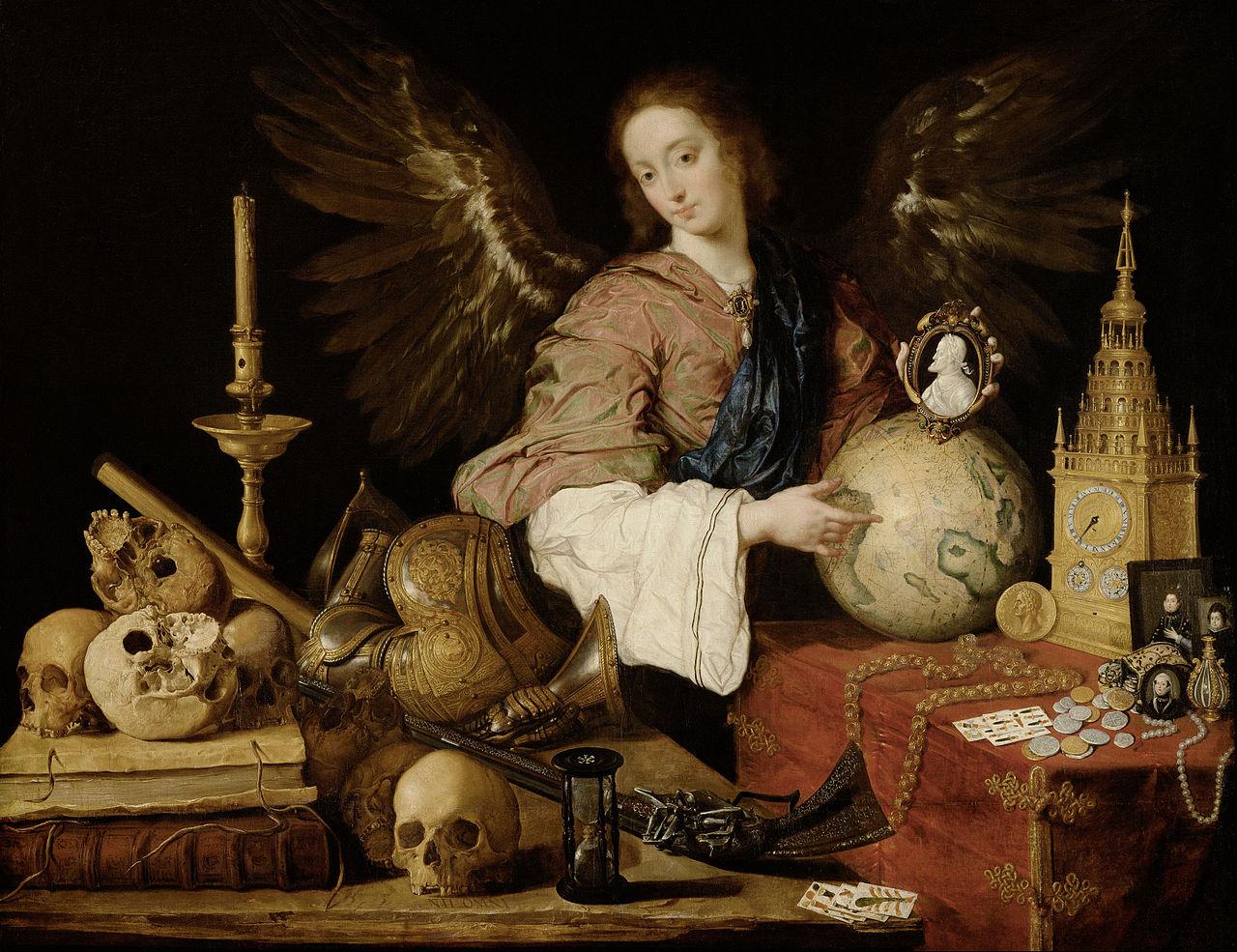 Allegory of Vanity, Antonio de Pereda