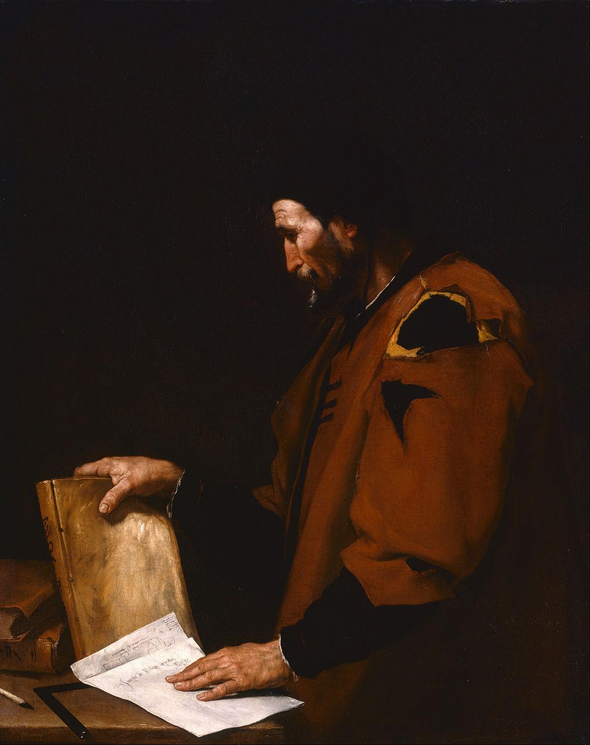 Aristotle, Ribera