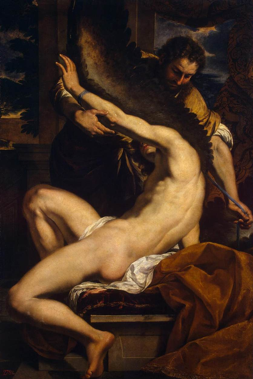 Daedalus and Icarus, Charles Le Brun