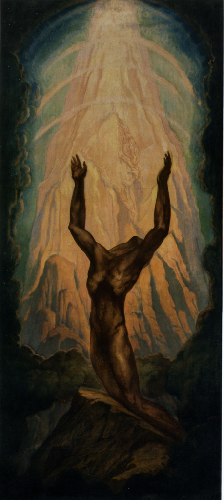 From Darkness to Light, Jean Delville