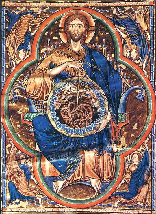 Christ the Geometer