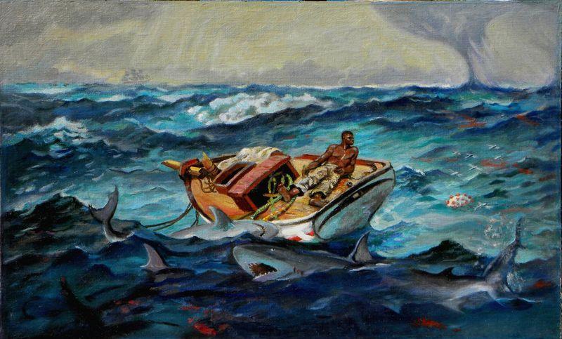 Gulf Stream Pandemic, Tom Sadler
